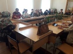 Группа работников ГНБ им.Т.К.Мальбахова