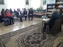 Итоги повышения квалификации группы библиотечных работников