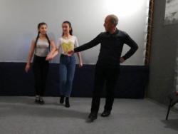 мастер-класс по национальному танцу