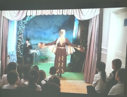 экологическое воспитание через театр