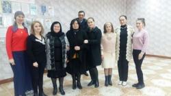 Группа директоров СТК по обмену опытом в с.Кенже