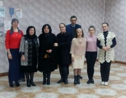 Группа директоров СДК по обмену опытом в с.Кенже